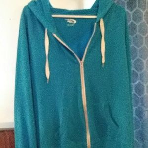 MTA Sport zip up Jacket w/hood
